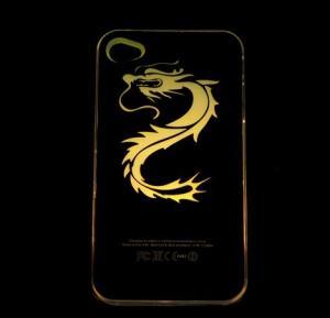 Buy cheap Caisse protectrice instantanée colorée chinoise classique du dragon LED pour iphone4/4s product