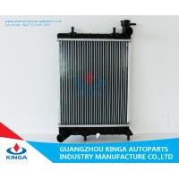 Buy cheap Fin Tube Aluminum Car Radiators For Hyundai Accent 99 - OEM 25310 - 25050 product
