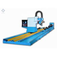 Buy cheap Steel Structure Manufacturing Equipment CNC Intersection Line Cutting Machine product