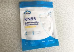 Buy cheap Elastic Ear Band KN95 Civil Protective Mask product