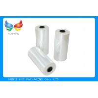Buy cheap 40 Micron High Clear 52% PVC /  78% PETG Shrink Film Roll For Heat Shrink Labels from wholesalers