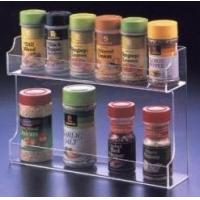Buy cheap Fashion Shape Acrylic Spice Rack With customer's Logo product