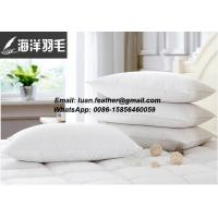 85%GOOSE FEATHER 15%DOWN PAIR OF SUPERKING PILLOW