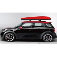 Buy cheap HA125s Hard Shell Car Roof Tent , Automatic Hard Roof Top Tent Triangle Shaped product