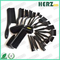 China PP Material ESD Safe Cleaning Brush With Highly Conductive Hard / Soft Bristles on sale