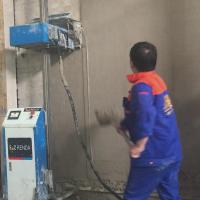 Buy cheap Building Rendering Walls Machine Automatic Plastering Equipment Easy Moving And from wholesalers
