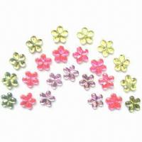 Buy cheap Cute Crystal Acrylic Rhinestone Stickers for Cards, Mobiles, Easy to Stick and Move, Shiny, Durable product