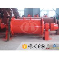 Buy cheap Custom Particle Size Industrial Ball Mill Bearing Type Driven Continuous Ball Mill product