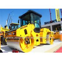 Buy cheap Double drum vibratory road roller SR14D-3with 14ton operating weight with cummins engine product