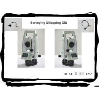 China Two Axis Optional Digital Readout Reflector Total Station Survey on sale