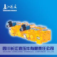 Buy cheap DC series multiple directional Hydraulic Valve product