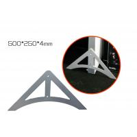 Buy cheap 12 Cm Width  Fabric Led Graphic Light BoxWith Heavy Duty Base Vertical Standing product