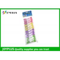 Buy cheap Eco - Friendly Plastic Clothes Pegs Clips For Clothes Laundry Products product
