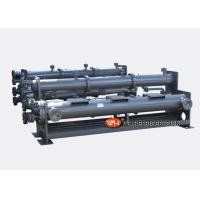 Buy cheap Dry Shell And Tube Heat Exchanger for Water Cooled Screw Water Chiller product