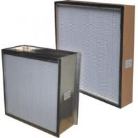 Buy cheap industrial HEPA filter product