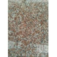 Buy cheap Kerbstone Polished Granite Tiles G363 G3763 Red Color For Flooring / Paving product