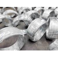 China 1.57mm 1.68mm ASTM B 408 Galvanized Steel Wire Cable Firm Connection With Concrete on sale