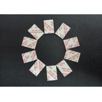 Buy cheap Food Industry Fiber Desiccant Do Not Eat , Adsorption Capacity Adjustable product