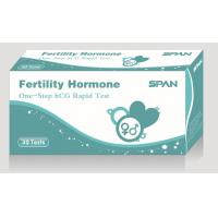 Buy cheap One-Step HCG Pregnancy Rapid Test product