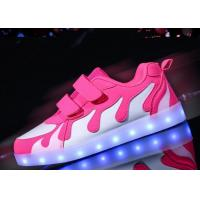Buy cheap 2017 Boys Girls LED Flashing Shoes Baby Light Shoes For Christmas Gift product