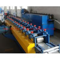 Buy cheap High Speed 0 - 25m/min Metal Stud and Track Roll Former Machine Track Production Line product