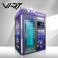 Buy cheap High Profit VR Arcade Machines / Virtual Reality Simulator With HTC VR Game product