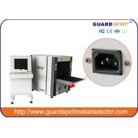 Buy cheap Failure Alarm Baggage X Ray Scanner / Gun Security Scanners At Airports product
