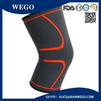 China Ultra Flex Athletics Knee Compression Sleeve Support for Running, Jogging, Pain Recovery-Single Wrap on sale