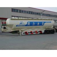 Quality china best cement tanker semitrailer manufacturer for sale