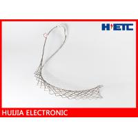 Buy cheap Support Lace Up Hoisting Wire Mesh Grip For 7/8 Inch Feeder Coaxial Cable Socks Hanger Systems product
