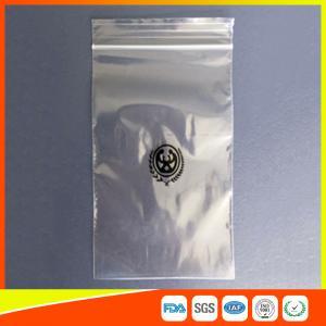 Buy cheap Sacs zip-lock de petit emballage en plastique pour des produits de matériel informatique avec le LOGO imprimés product