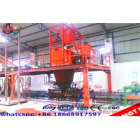 Buy cheap Concrete Panel / Eps Sandwich Mgo Wall Sheet Making Machine With High Speed product