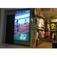 Buy cheap Wall Display Sign Fabric LED Light Box Single Side Custom Sizes For Large Format product
