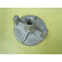 Buy cheap Customized Casting Iron Scaffolding Part Anchor Plate Or Tie Rod Nut  For Formwork Systerm product