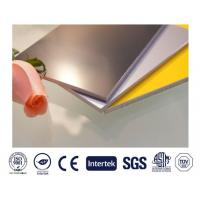 Buy cheap anti-static alucobond/aluminum compostie panel for promotion product