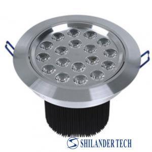Buy cheap 専門の白い/白い18Withを1600のlm/6500K LEDの天井ランプ暖めます product