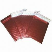 China Colored metallic padded envelopes, nice protective, various sizes are available on sale