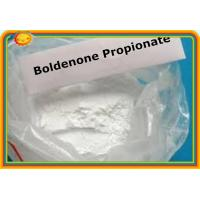 Buy cheap Boldenone Propionate Boldenone Prop Boldenone Steroid Hormone 99% Purity 106505-90-2 product