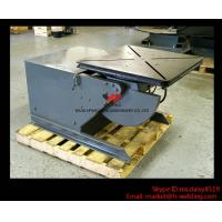 Buy cheap High Frequency Pipe Welding Positioners 30 Ton Head Tail Welding Turn Table product