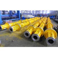 Buy cheap Round Electric Cement Pole Making Machine Prestressed Steel Mould product