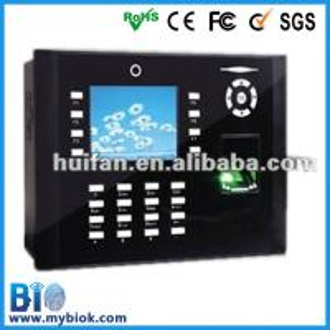 Buy cheap Construído no dispositivo autônomo Bio-Iclock600 do comparecimento do tempo do leitor da Sino-programação product