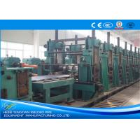 Buy cheap API Pipe Making Equipment ERW325 , Tube Rolling Mill Round Shape Large Size product