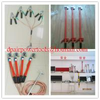 Buy cheap Ground rod&short-circuit test tools,High Voltage Portable Grounding Rod product