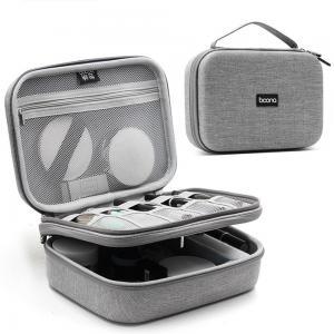 Polyester L24cm*H17cm Cosmetic Organizer Travel Case