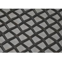 Heavy Duty Carbon Steel Crimped Wire Mesh Sheet For Coal