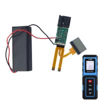 Buy cheap 5m Laser Distance Meter Module High Accuracy Laser Measuring Rangefinder Sensor product