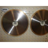 Buy cheap 300mm Smooth Cutting Surface Ceramic Tile Saw Blades High Performance product