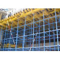 Buy cheap Shoring Scaffolding Systems Cuplock System Scaffolding Painted / Galvanized Surface Treatment product