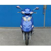 Buy cheap 4L Adult Motor Scooter With Gas Release Switch , Disc Rear Drum Brake product