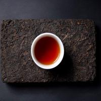 Pure Natural 100% Dark Chinese Tea Improve Immunity Weight Loss for sale